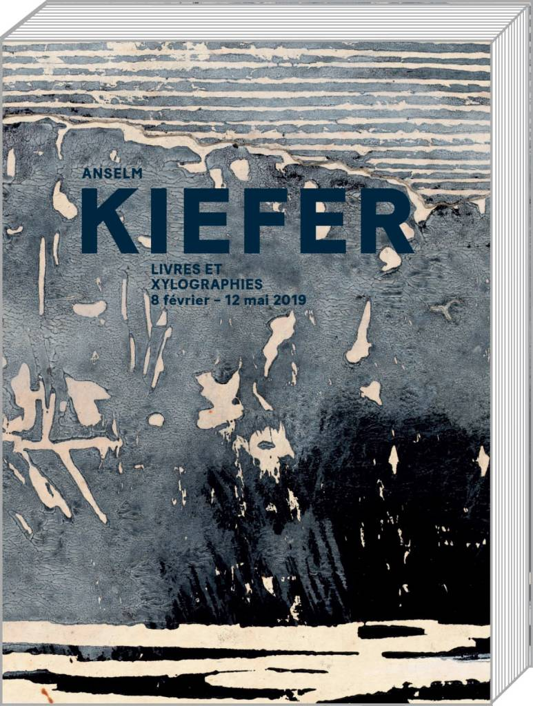 Anselm Kiefer Livres Et Xylographies Art Fiction