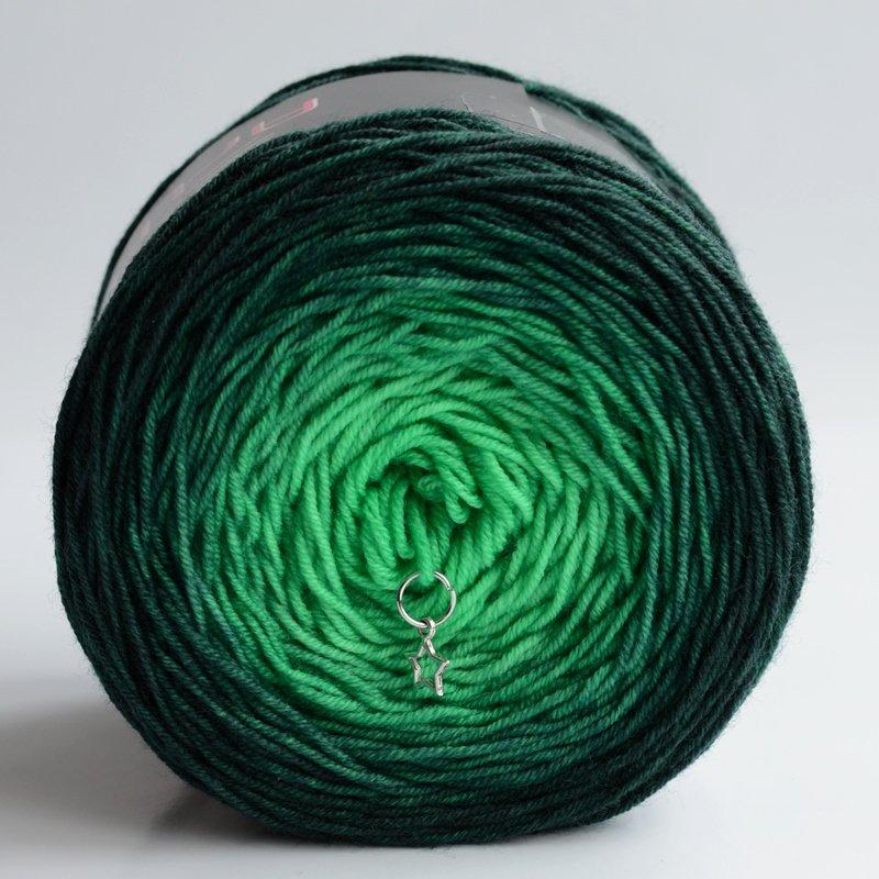 Ombré – 100% Mérino – St Patrick's Day