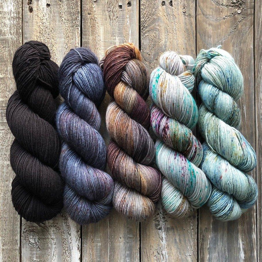 Fading Yarn Set – Nice