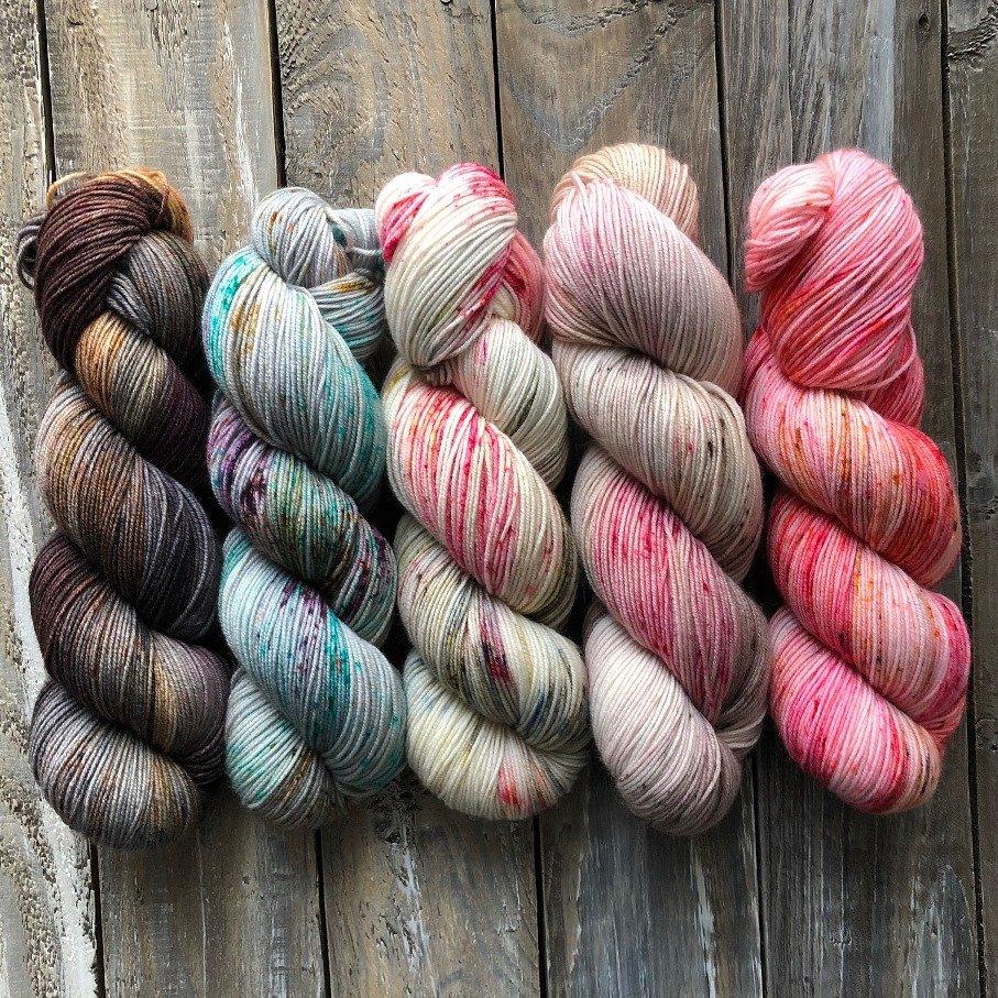 Fading Yarn Set – Sarcasm
