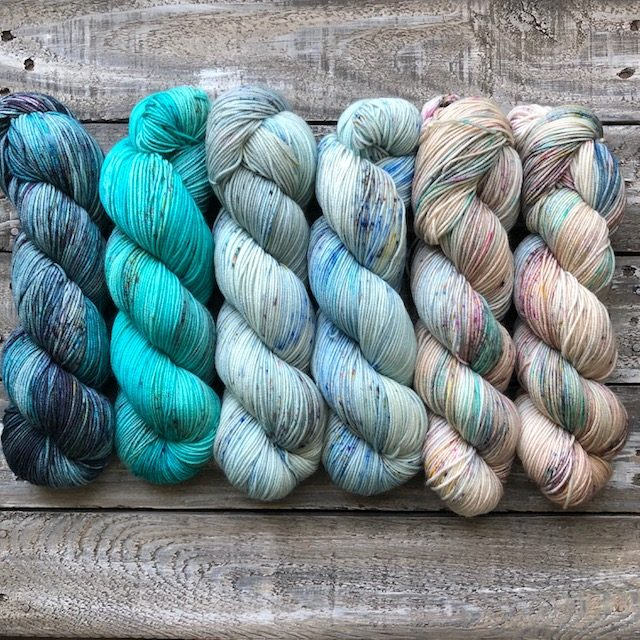 Yarn Set – Rose Cardigan