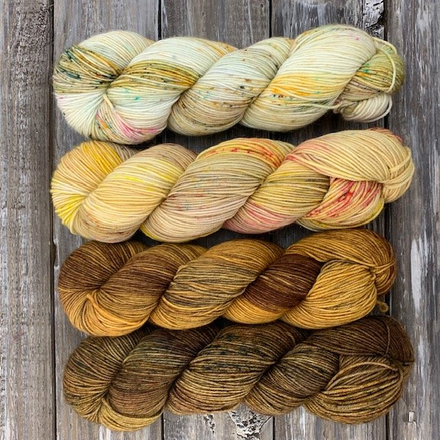 Confidence Yarn Kit – For Spector Sweater Or Any Fade Sweater