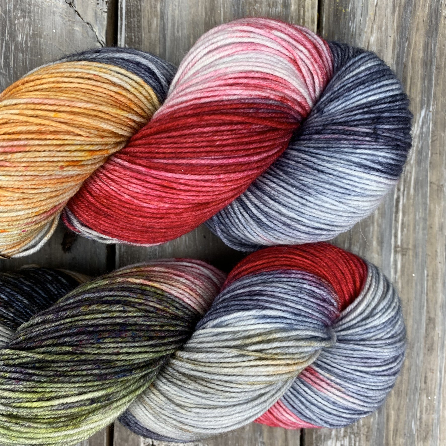 100% Merino – Noël – Last Day Of Christmas