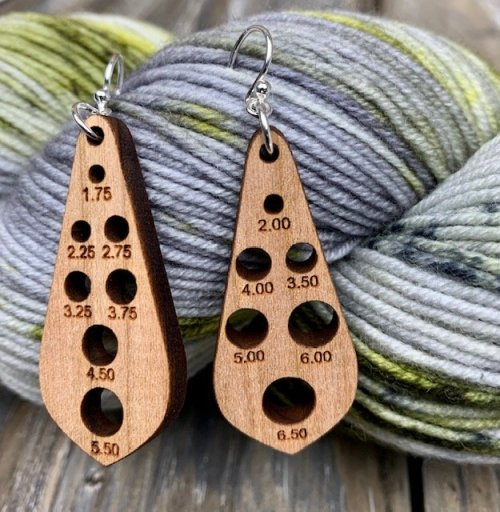 Artfil earrings gauge