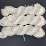 Silk fingering 2-ply