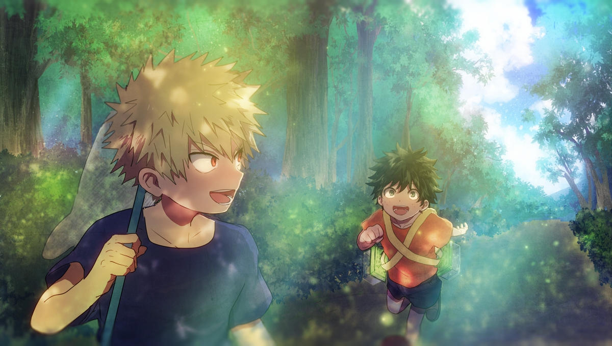 This image is for personal desktop wallpaper use only, if you are the author. My Hero Academia Art - ID: 121366