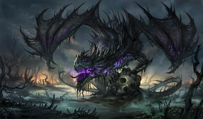 Afbeeldingsresultaat voor poison dragon