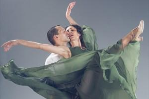 Aloña alonso y Fran Velasco, Bailarines de BNE