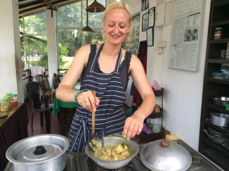 Cooking Cours in Sri Lanka