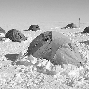 """Yesterday Camp – Part 4 – """"The Ross Sea"""""""