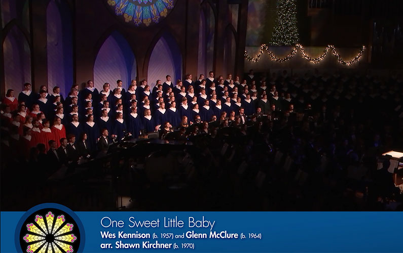 One Sweet Little Baby – Nordic Choir Performance