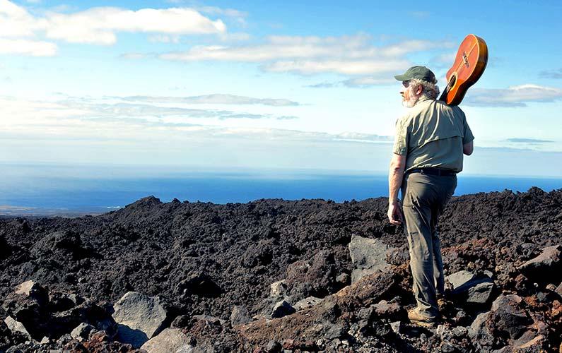 Glenn in Hawaii 2018-2019