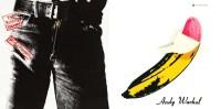 Basquiat, Warhol, Banksy: le cover d'autore che hanno fatto la storia della musica in mostra a Torino