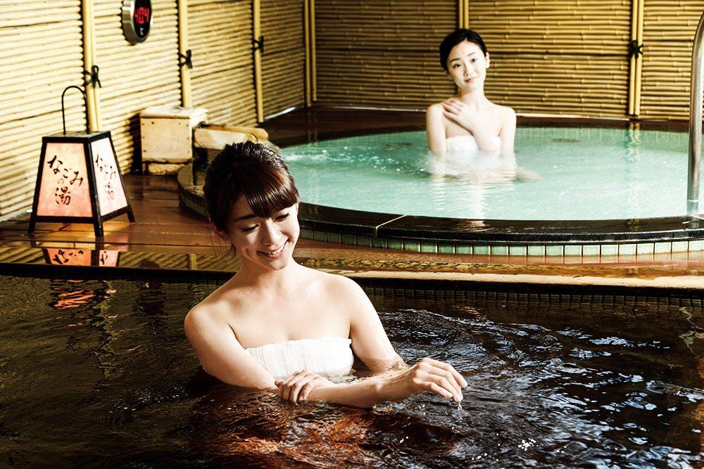 Budaya Mandi Orang Jepang