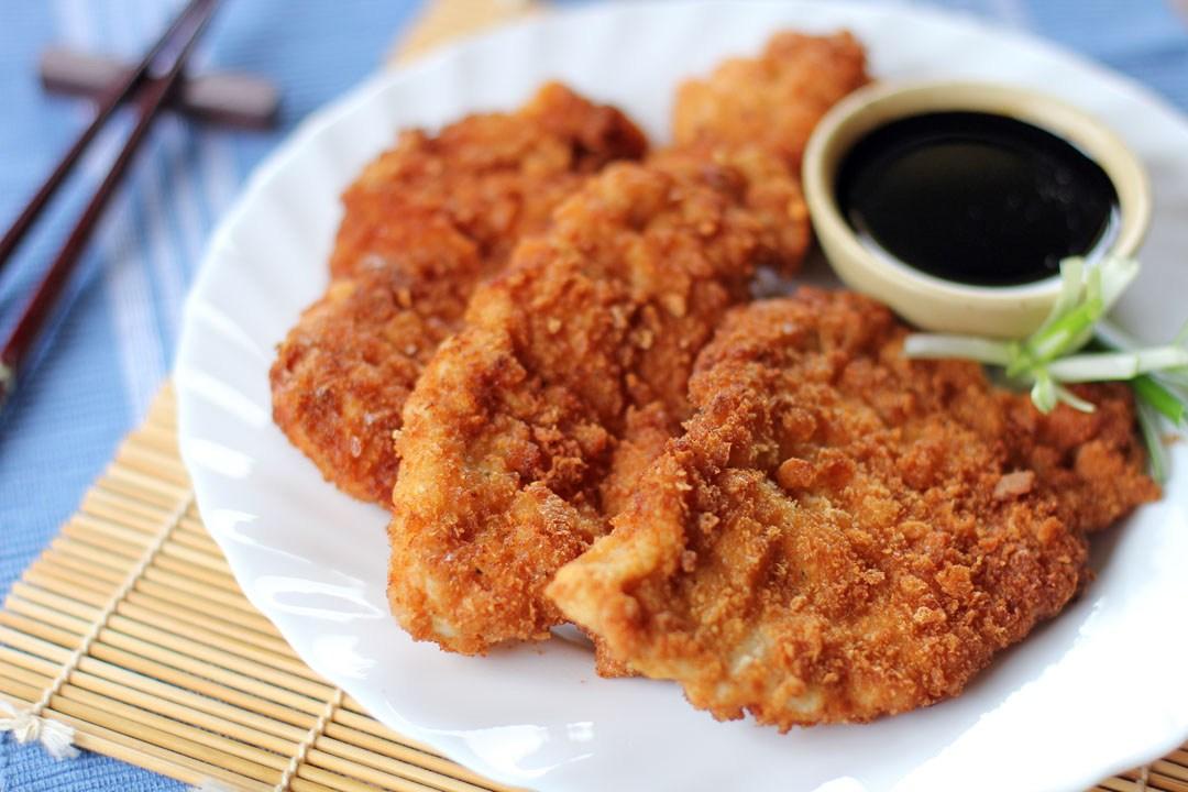 Resep Dalam Membuat Chiken Katsu