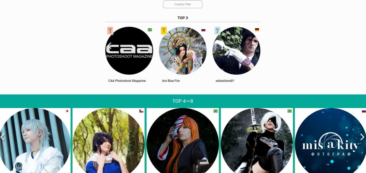 Cosplayer.Global Muncul Sebagai Online-Platfrom Terbaru Bagi Para Cosplayer