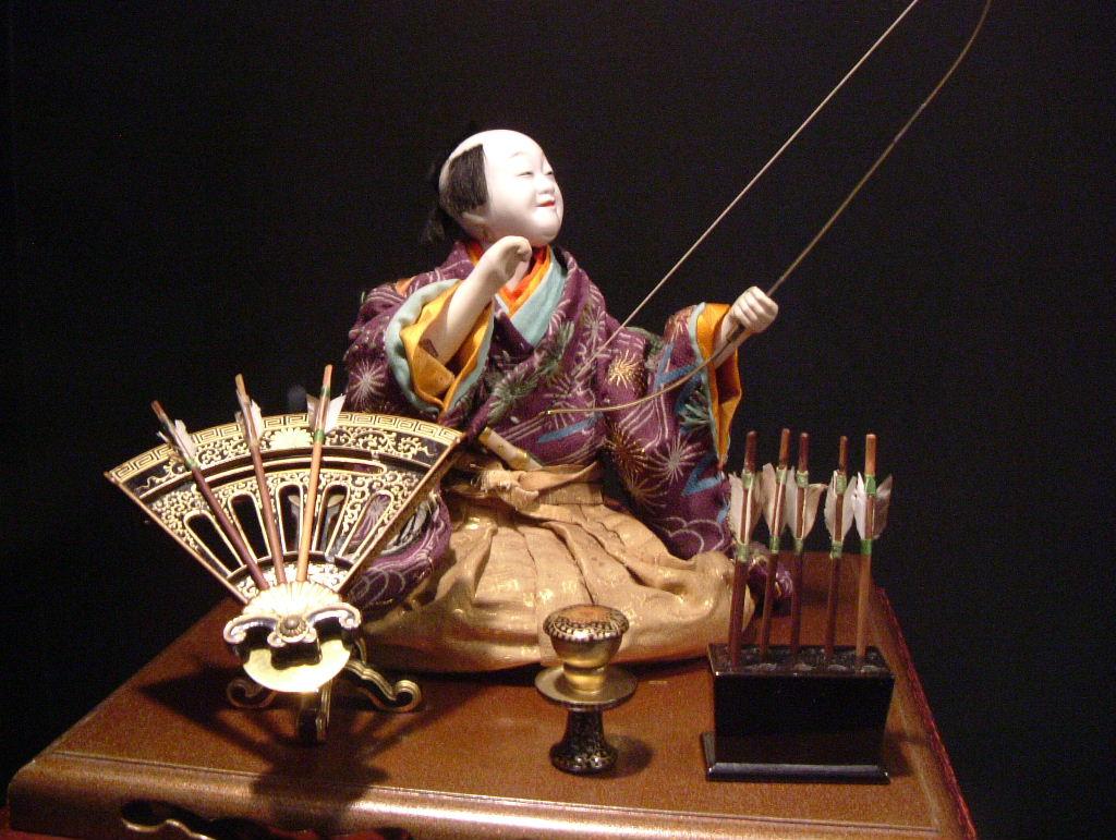 11 Boneka Tradisional Jepang