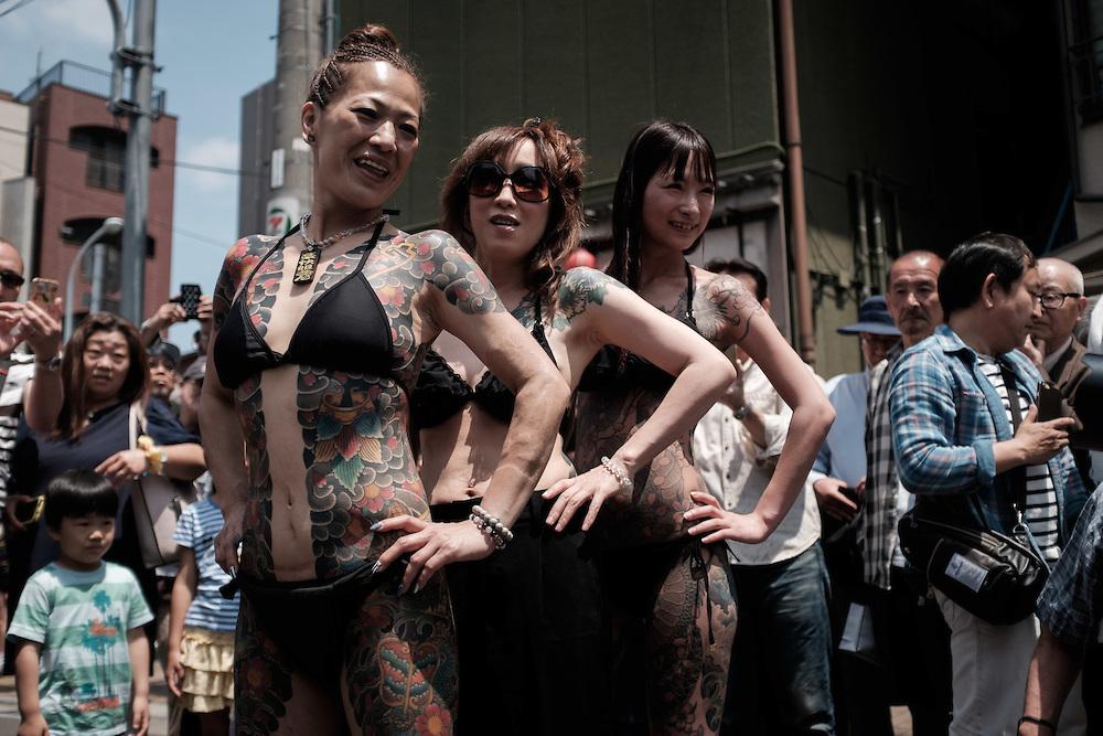 Sanja Matsuri Sebuah Festival Shinto Terbesar Di Tokyo