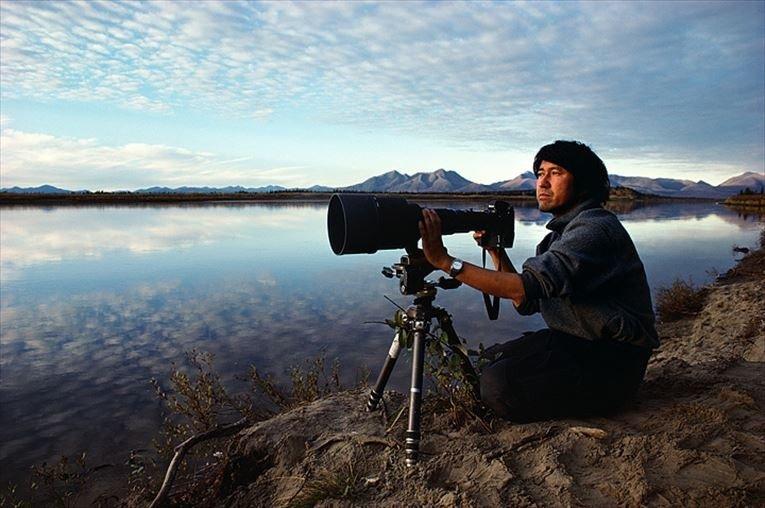 Mengenang Michio Hoshino Seorang Fotografer Jepang Terkenal Yang Tewas Oleh Beruang Grizzly