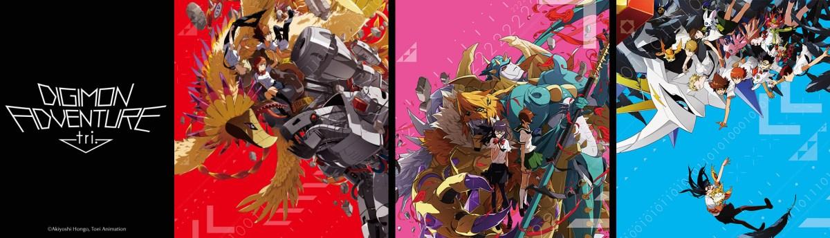 Digimon Adventure Tri Dapatkan Penayangan Bioskop Di Amerika Serikat