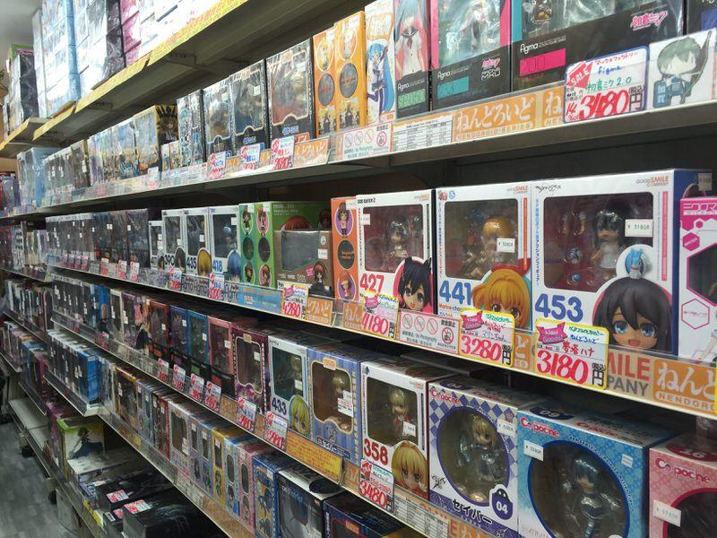 Pandangan Masyarakat Jepang Terhadap Hobi Action Figure