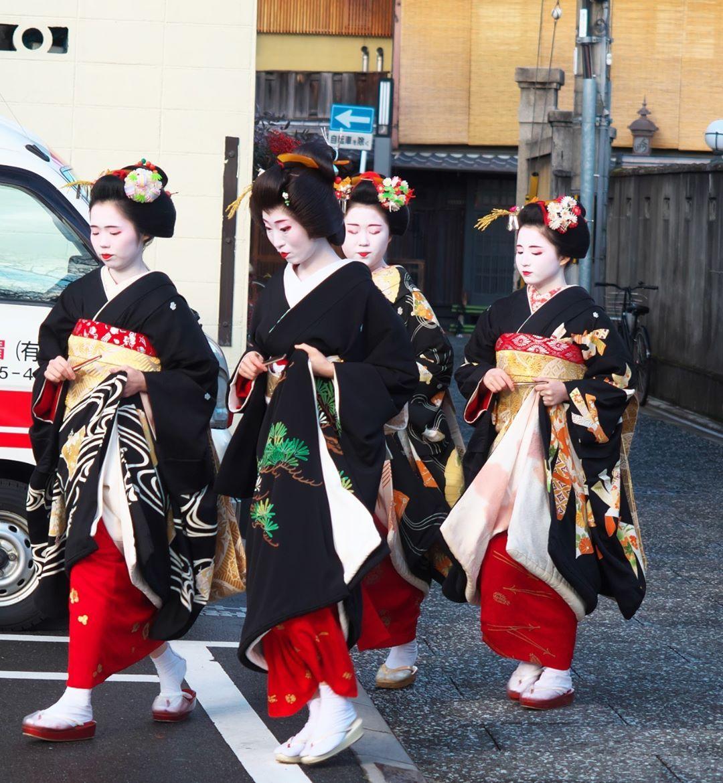 4 Distrik Geisha Yang Ada Di Kyoto