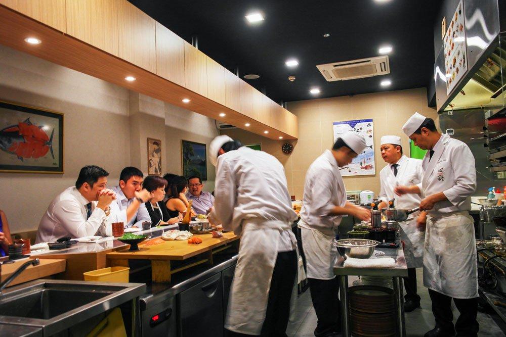 Tradisi Omakase Dalam Kuliner Jepang