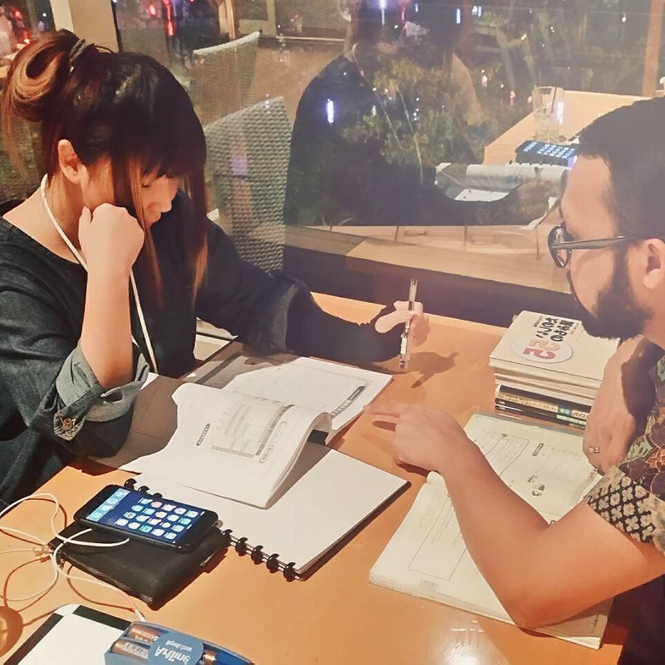 Pepi Lubis Dari Sekedar Hobi Kini Menjadi Sensei Bahasa Jepang