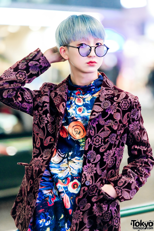 Gaya Formal Yang Unik Dalam Harajuku Fashion Jepang