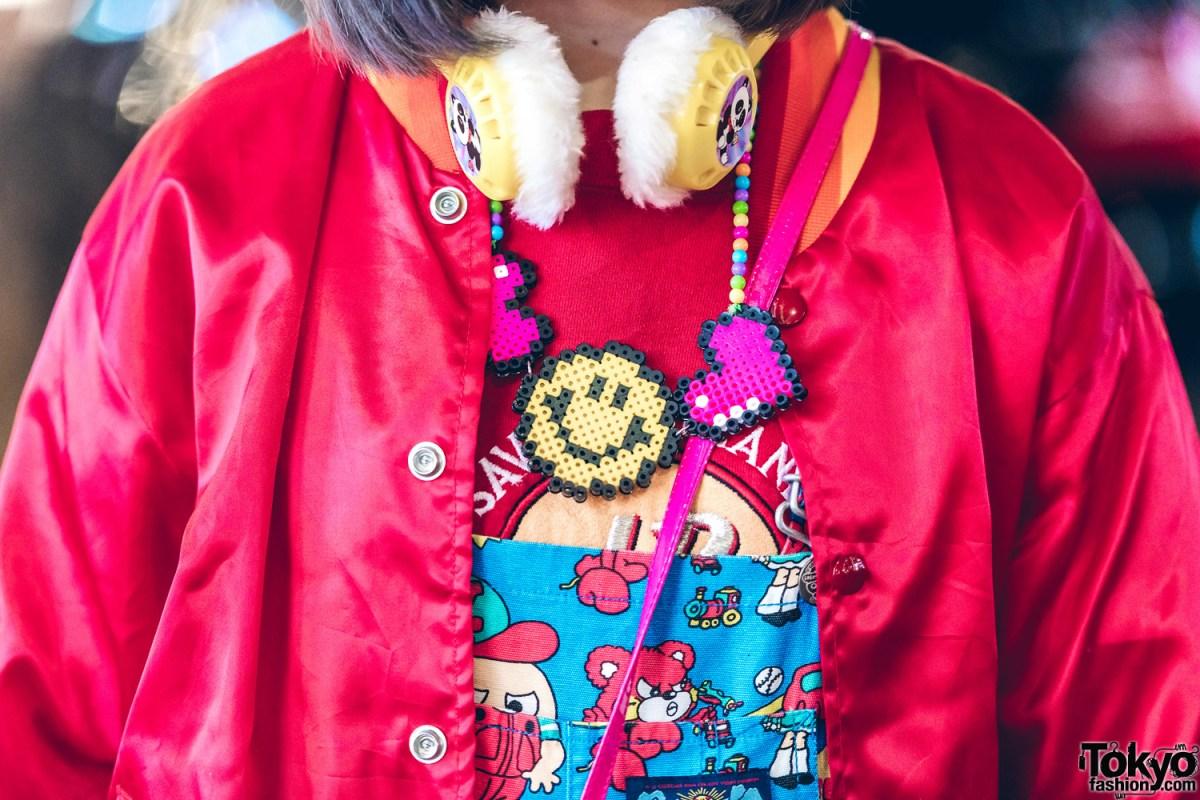 Busana Kawaii Musim Dingin Fashion Jepang Dari Ribonchan