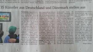 Flensburger Tageblatt 02.05.2017