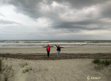 michele & tracy - folly beach 4
