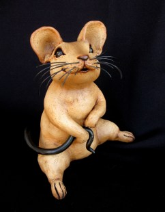 "Table-size Mice, Wide Stance - approx. 7""-9""H"