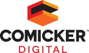 Comicker Digital LogoV2