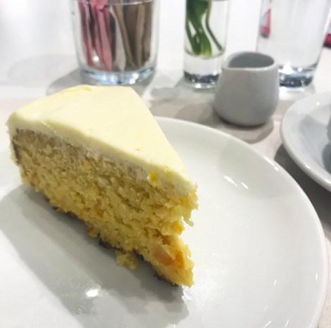 Almond Orange Cake :: FRIEDA :: Philadelphia :: PA