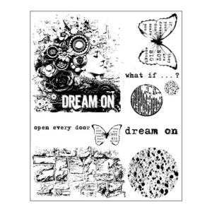 Prima-Finnabair-Cling-Stamps-Dream-On