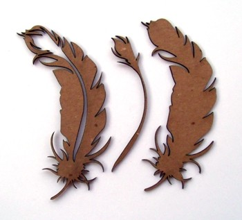 feather-trio