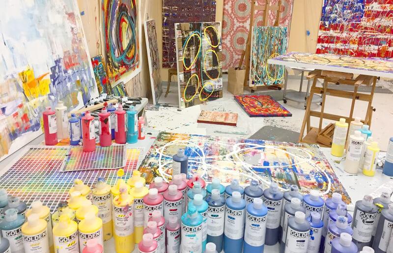Inside the Artist's Studio: Heidi McKeown