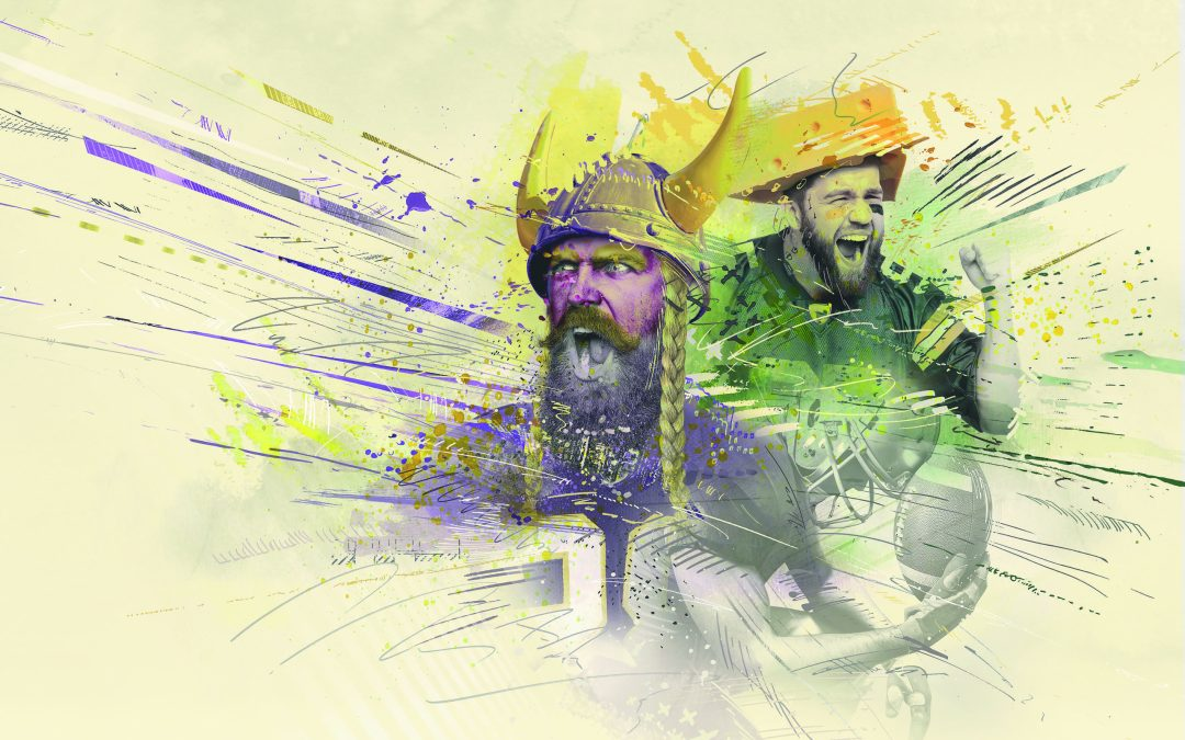 Inside the North's Most Heated Rivalry: Vikings vs. Packers Superfans