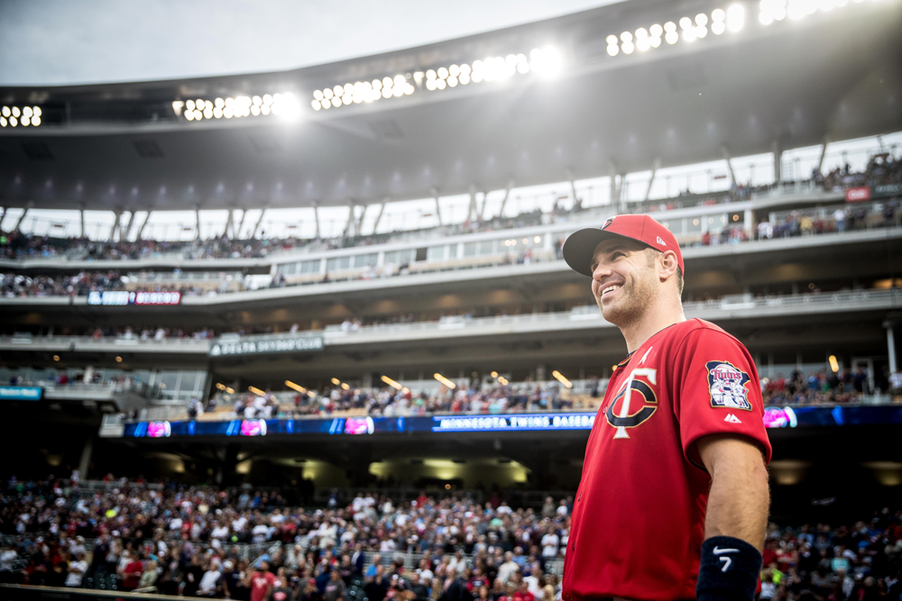 North Notables: Joe Mauer of the Minnesota Twins