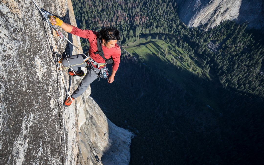 Adventure Photographer Jimmy Chin Shares His Favorite Photos