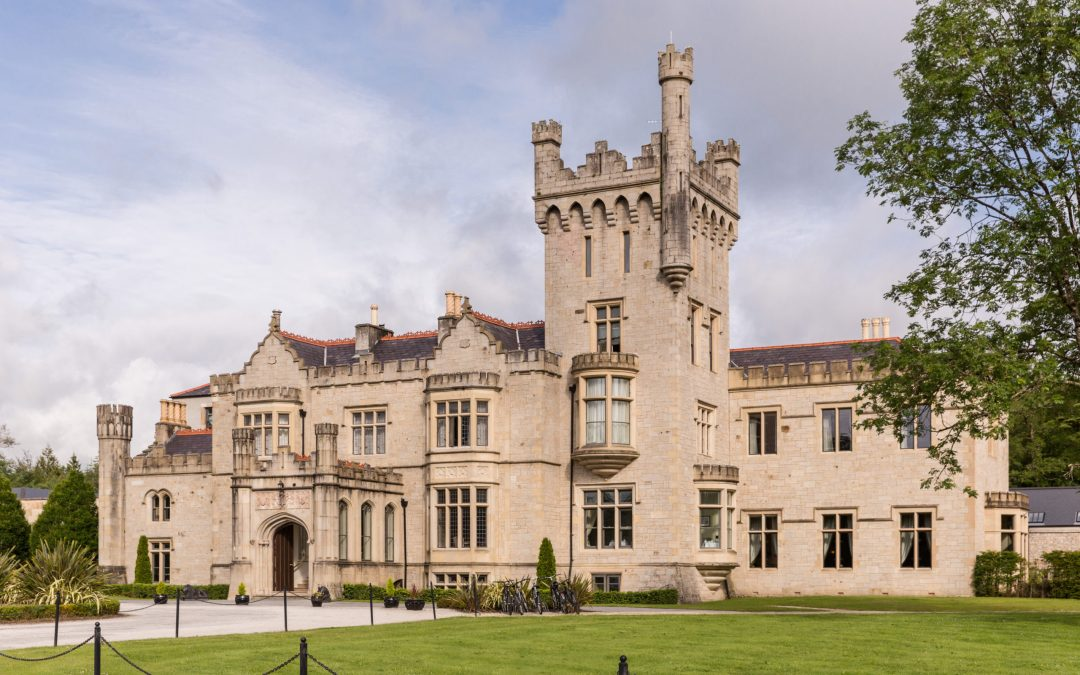 A Stay at Ireland's Shelbourne Hotel and Lough Eske Castle
