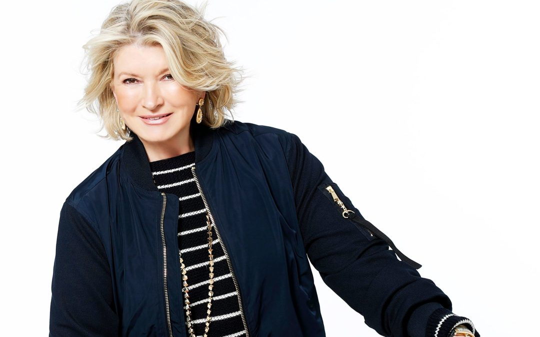 Martha Stewart Shares Her Advice for Living the Good Life