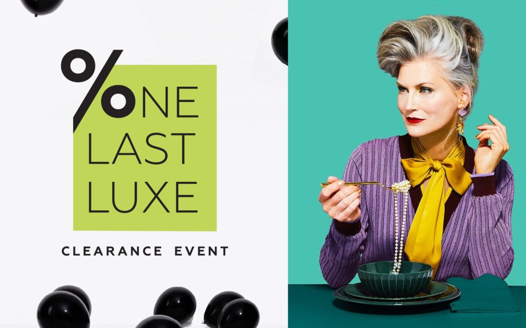 Don't Miss: Galleria Edina's One Last Luxe Mall-Wide Clearance Event