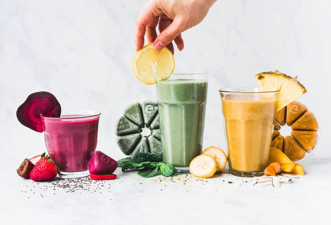 Top Smoothie Delivery   Artful Living Magazine