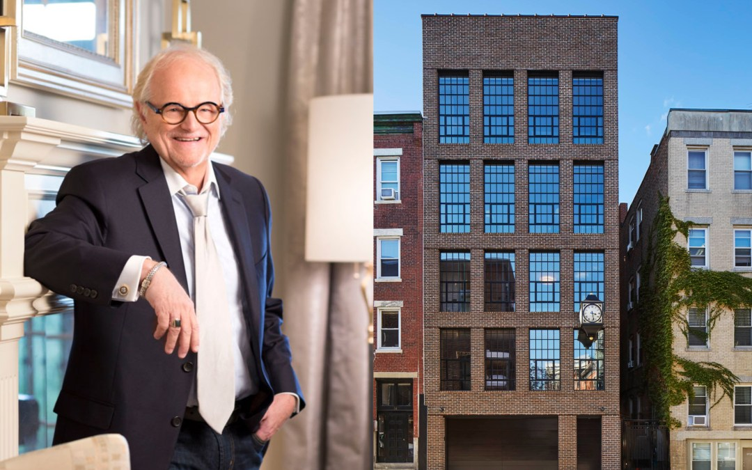 Designing History: How Bruce Kading Created a Boston Brownstone