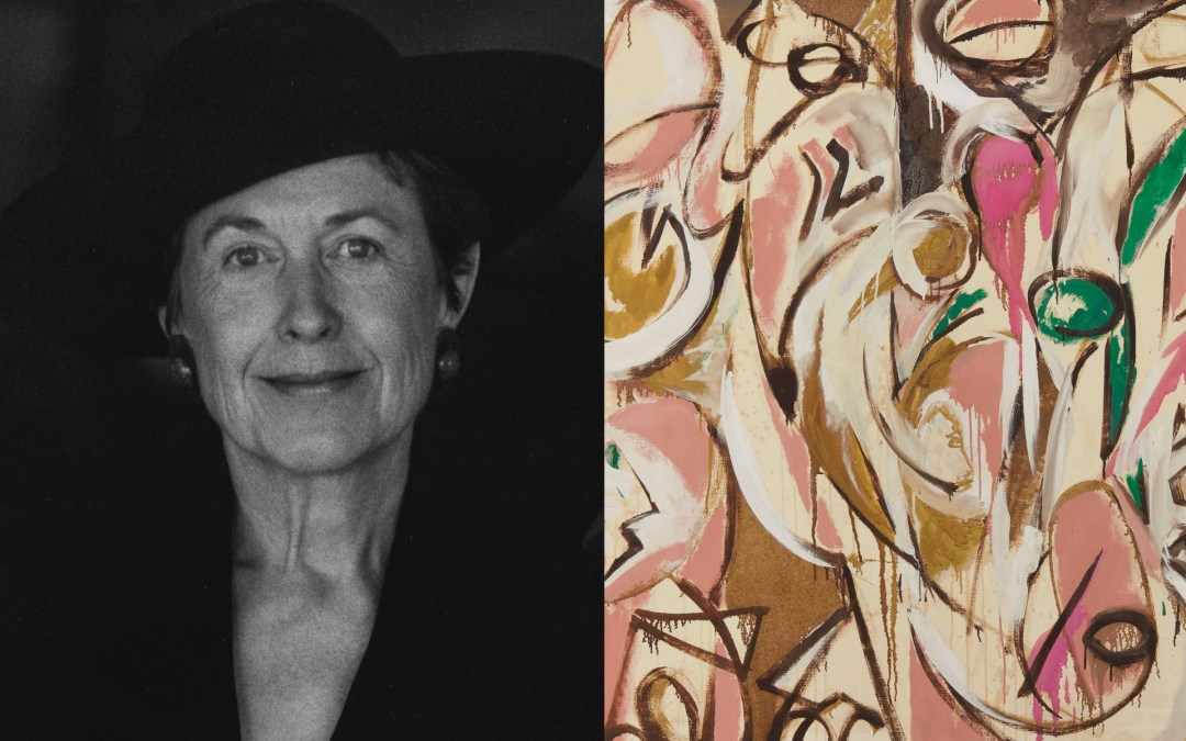 Auctioning the Collection of Art World Trailblazer Ginny Williams