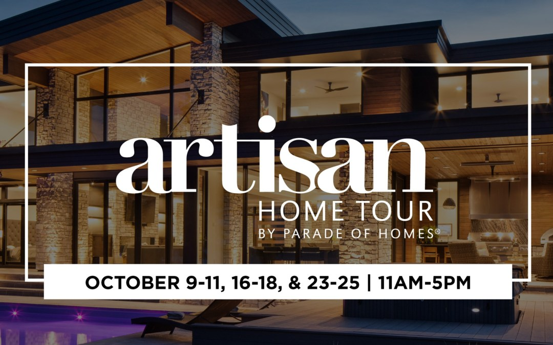 Welcome to the Artisan Home Tour