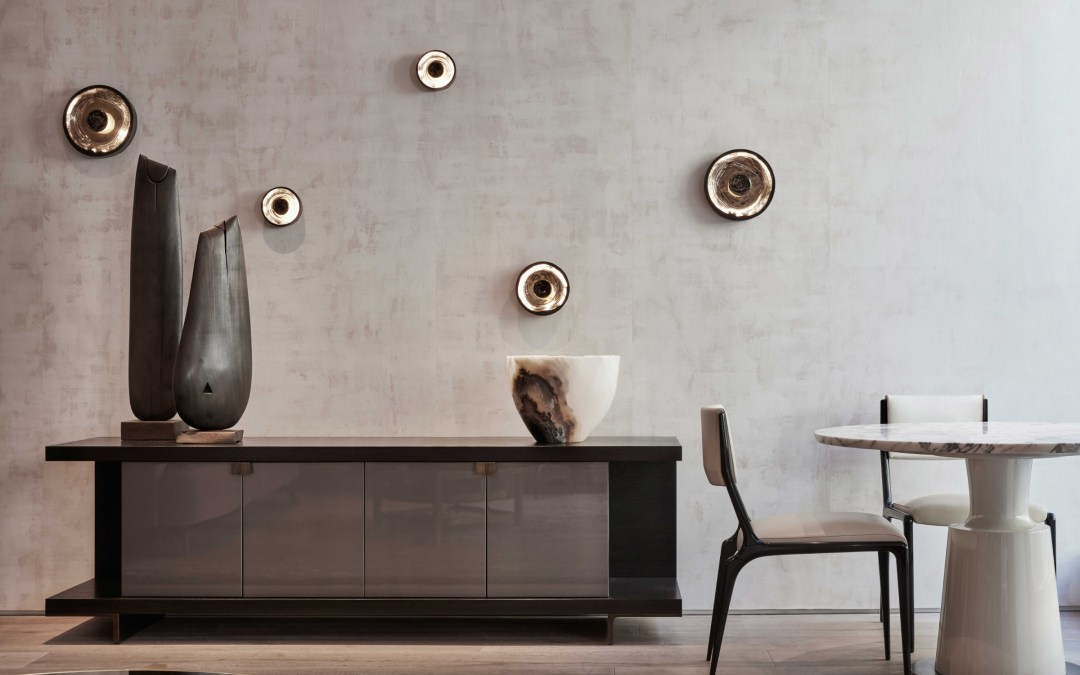 Introducing HOLLY HUNT's Newest Wall Covering Collections