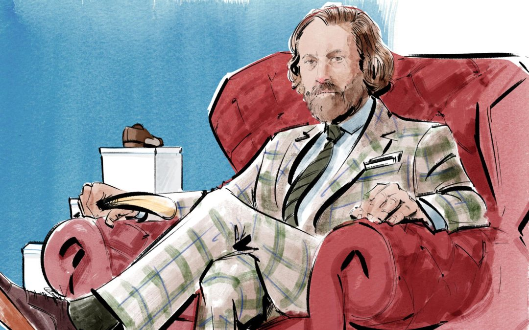 David Coggins' 5 Shoes Every Man Should Own